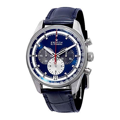 Zenith El Primero Chronograph Automatic Mens Watch 03.2040.400/53.C700