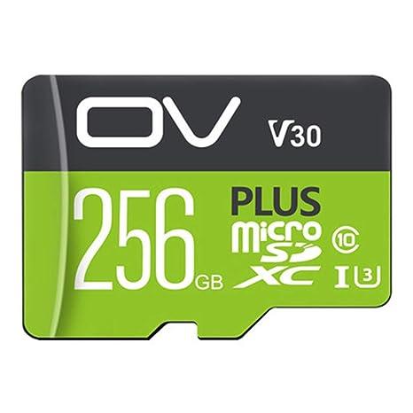 xb Tarjeta de Memoria de 256GB + Adaptador SD con ...
