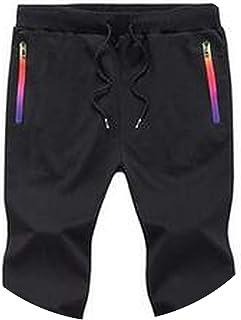 Casual Pants Men Skinny Mens SweatPantsJoggers Male Cotton Sportswear,Black 201,XXXL