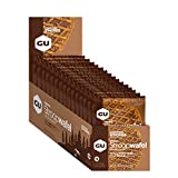 GU Energy Stroopwafel Sports Nutrition Waffle, Campfire Smores, 16-Count