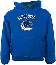 Vancouver Canucks Toddler Prime Basic Pullover Fleece Hoodie