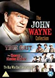 The John Wayne Collection (True Grit/ Sons of Katie Elder/ Man Who Shot Liberty Valance) [Import anglais]