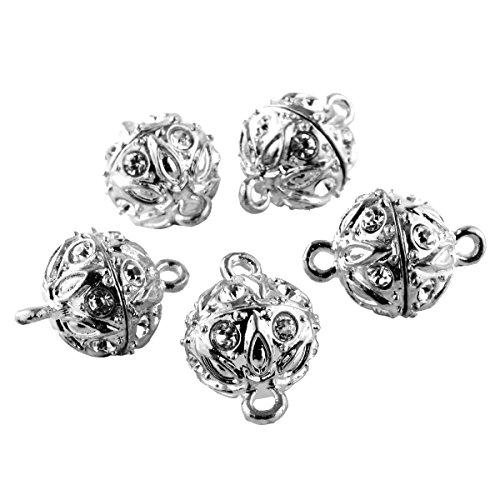 BEADNOVA Rhinestone Magnetic Findings Bracelet product image