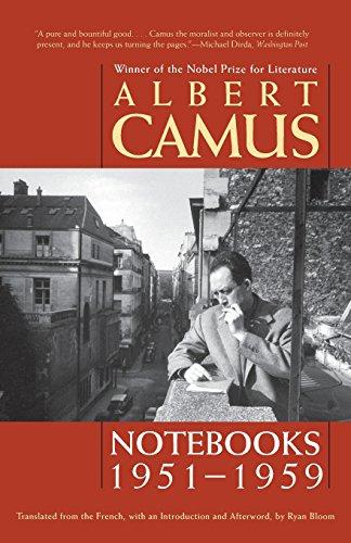 Notebooks, 1951-1959 (Volume 3)