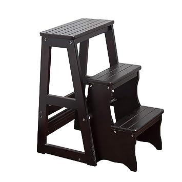Tremendous Amazon Com Step Stool Yxx Folding For Adults And Kids Machost Co Dining Chair Design Ideas Machostcouk