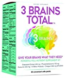 natural factors grapeseed extract - 3 Brains 3 Brains Total Natural Factors 30 Pack