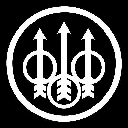 Beretta Firearms Logo - Vinyl 3