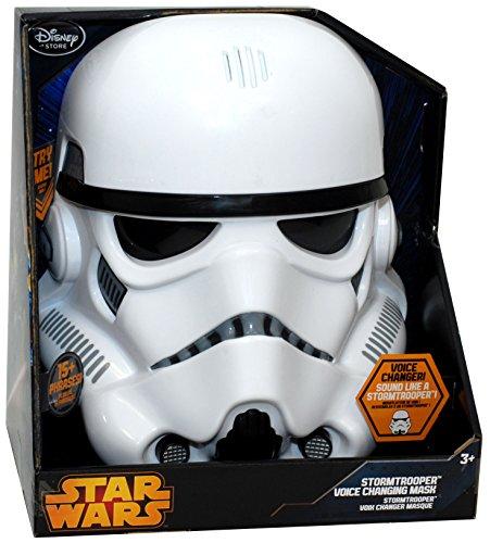 Disney Star Wars Stormtrooper Voice Changing Mask (Star Wars Stormtrooper Helmet)