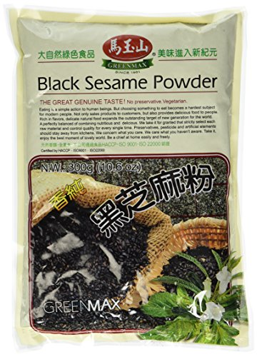 Black Sesame Powder 10.6oz