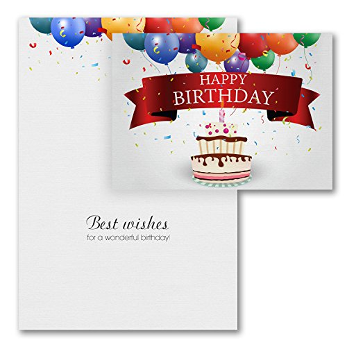 Canopy Street Festive Birthday Card Assortment Pack (Set of 50) Photo #4