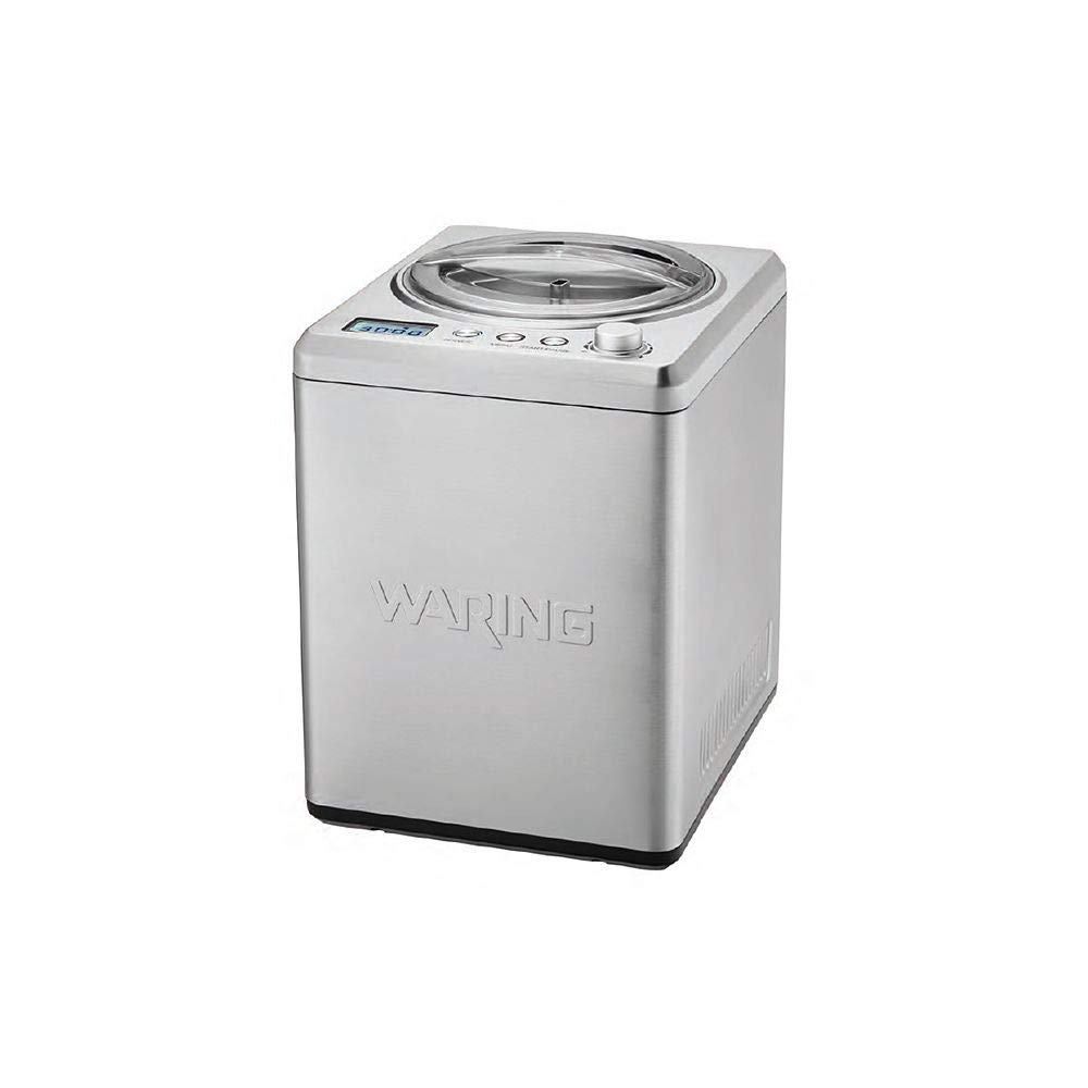 Waring Products WCIC25 120V 2.5 Quart Ice Cream Maker