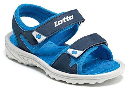 Lotto, Las Rochas III CL, Kinder Sandalen, Größe: 27-35 Blau