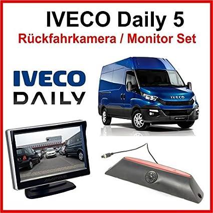 GPS, audio ed elettronica auto 6 fotocamera posteriore per IVECO DAILY 6 dal 2014 Auto e moto: ricambi e accessori AMPIRE KV-IVECO