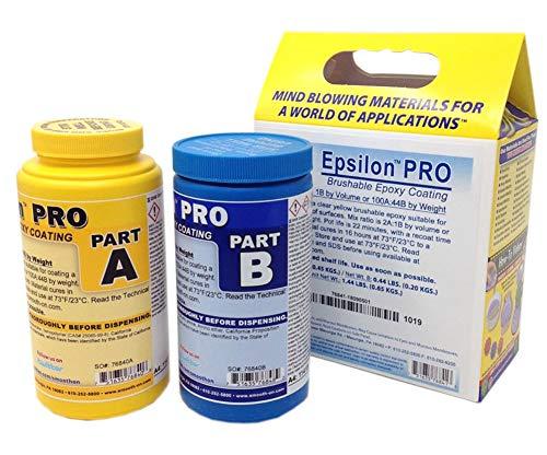 Smooth-On Epsilon PRO Self-Thickening Thixotropic Epoxy Coating Trial Size Unit