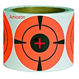 """Smart Sticker Target Stickers (Qty 250pcs 3"""") 
