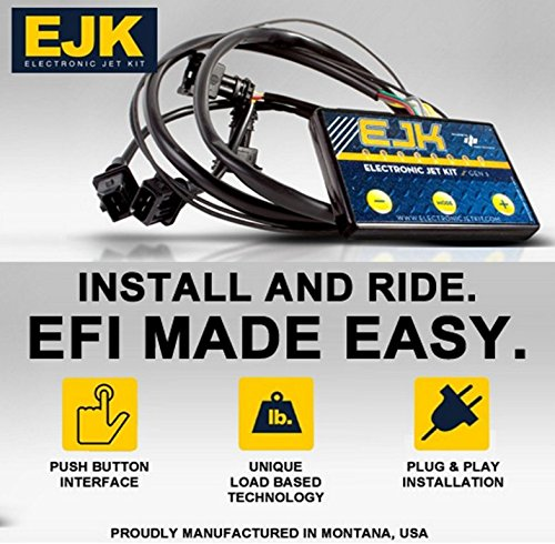Bolt Fuel Injection (Yamaha V-Star Yamaha Bolt Fuel Injection Programmer EJK 9120291)