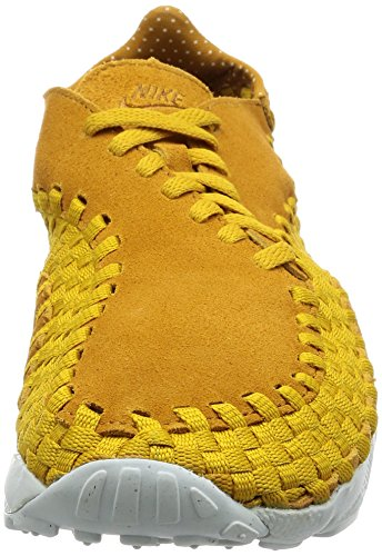 Nike Mens Air Footscape Woven Nm Casual Shoe Desert Ocra / Desert Ocher