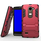 Heartly-Graphic-Designed-Kick-Stand-Hard-Dual-Rugged-Armor-Hybrid-Bumper-Back-Case-Cover-For-Xiaomi-Mi-Redmi-Note-3