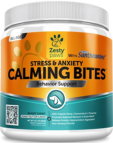 Zesty Pets Anxiety Composure Relief