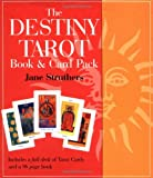 img - for Destiny Tarot Book & Card Pack: 78 Oversize Tarot Cards book / textbook / text book