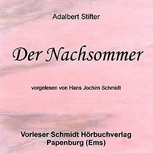 Der Nachsommer Audiobook