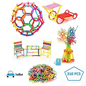 FunBlast Building Block Toy for...