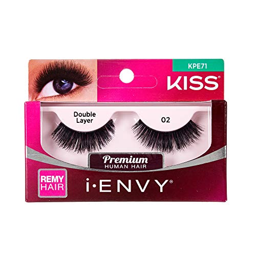 (Kiss I Envy Double Layer 38 Lashes)