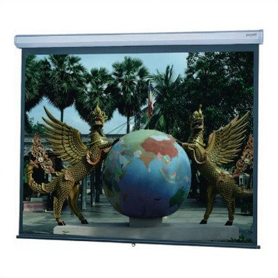 Model C Matte White Manual Projection Screen Viewing Area: 65