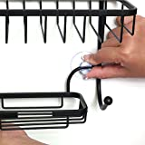 EONMIR 4Pcs Bathroom Shower Caddy Connectors