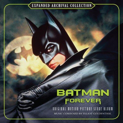 Ost: Batman Forever : Elliot Goldenthal: Amazon.fr: Musique