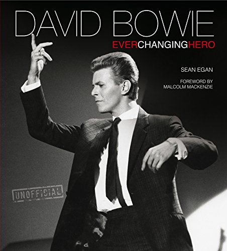 David Bowie (ebook): Ever Changing Hero (Rock Icons) cover