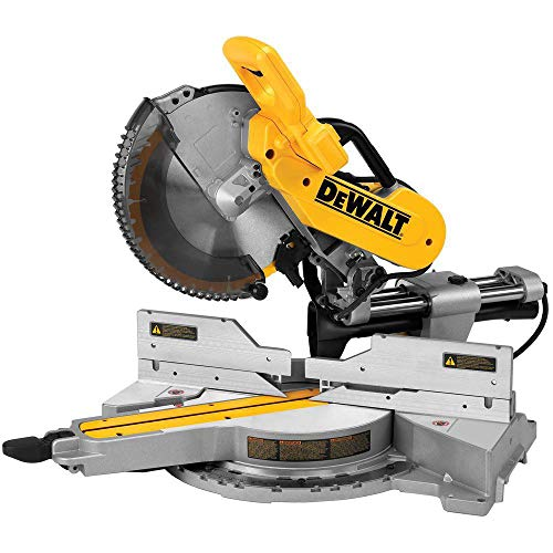 Dewalt DWS779R 15 Amp 12 in. Sliding Compound Miter Saw (Renewed)