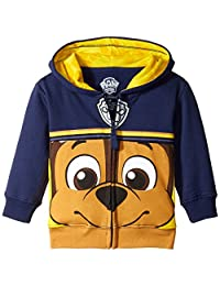 Nickelodeon Chamarra con capucha para niño