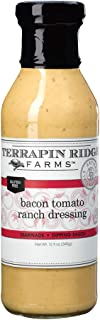 product image for Terrapin Ridge Farms Bacon Tomato Ranch Dressing 12 FL OZ (Pack of 6)
