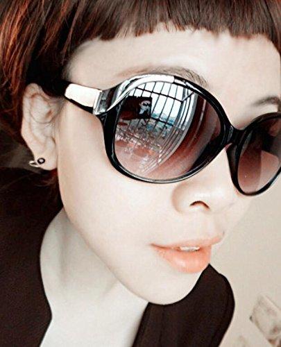 Vintage Gafas de para Plsonk Marco de Sol Viaje Diseño de de plástico Mujer Metal 1ZqFwFp