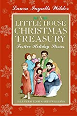 A Little House Christmas Treasury: Festive Holiday Stories Hardcover