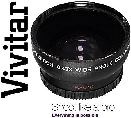 Review Vivitar HD4 Optics Wide