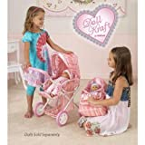 On The Move Deluxe Buggy - DollKraft