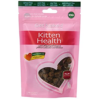Cat Food Get Naked 200588 Kitten Health Semi-Moist Treats [tag]