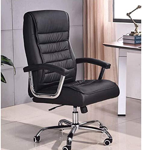 DBL kontorsstol PU-läder svängbar verkställande fåtölj PC skrivbord datorsäte höjd justerbara skrivbordsstolar