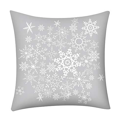 Mysky Print Pillow Case Polyester Sofa Car Cushion Cover Home Decor