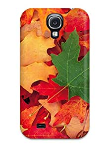 ZippyDoritEduard OYZAdni3941fRWab Case For Galaxy S4 With Nice Leaf Earth Nature Other Appearance
