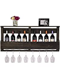 dakoda love the original wine rack usa handmade reclaimed wood wall mounted