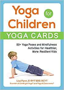 Amazon.com: Yoga for Children--Yoga Cards: 50+ Yoga Poses ...