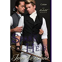 The Spare and The Heir, a romance novel with Illustrations (Lords of Time, Illustrated Book 5)