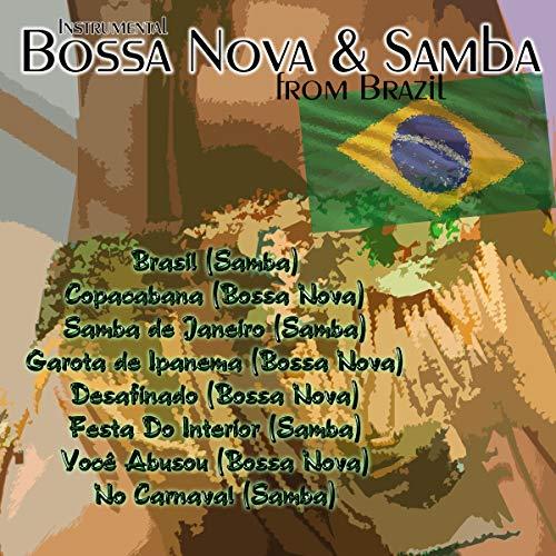 Nova Waterfall - Bossa Nova & Samba From Brazil (Instrumental)