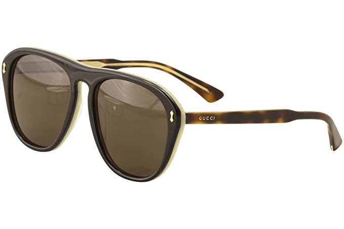 8068a34a2b3 Gucci Men s GG0128S 004 Sunglasses