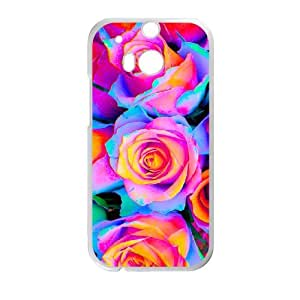 O-K-O-U3034338 Phone Back Case Customized Art Print Design Hard Shell Protection HTC One M8