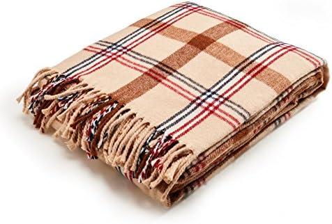 Arus Highlands Collection Tartan Blanket