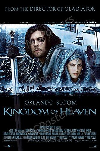 (MCPosters Kingdom of Heaven GLOSSY FINISH Movie Poster - MCP403 (24